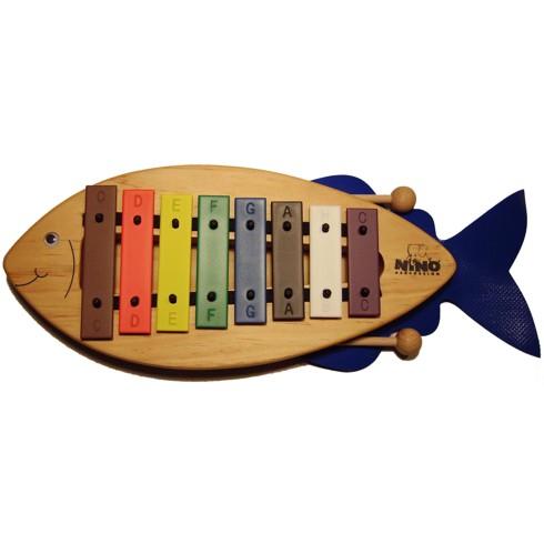 Glockenspiel Fisch Nino
