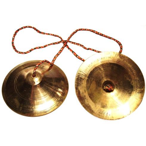 Indische Tanzzimbeln