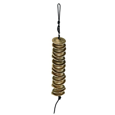 hanging finger cymbals