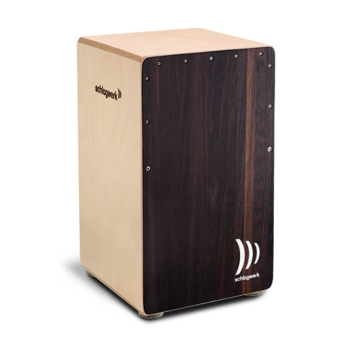 Cajon 2inOne Dark Oak