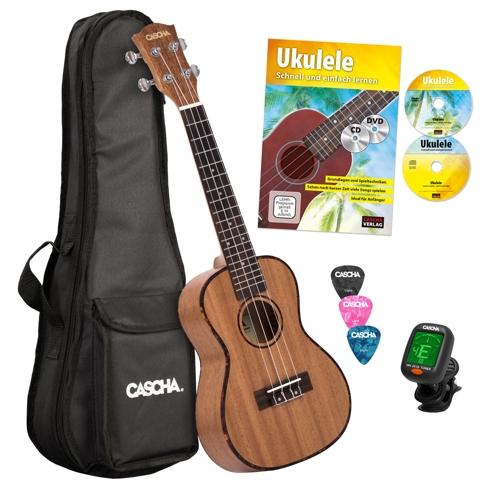 ukulele concert set