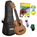 sopran ukulele set